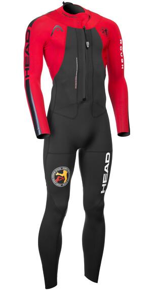 Head M's Swimrun Rough ÖTILLÖ Ltd Suit Black/Red